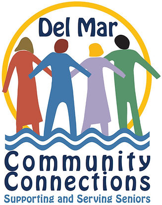 Del Mar Community Connections logo