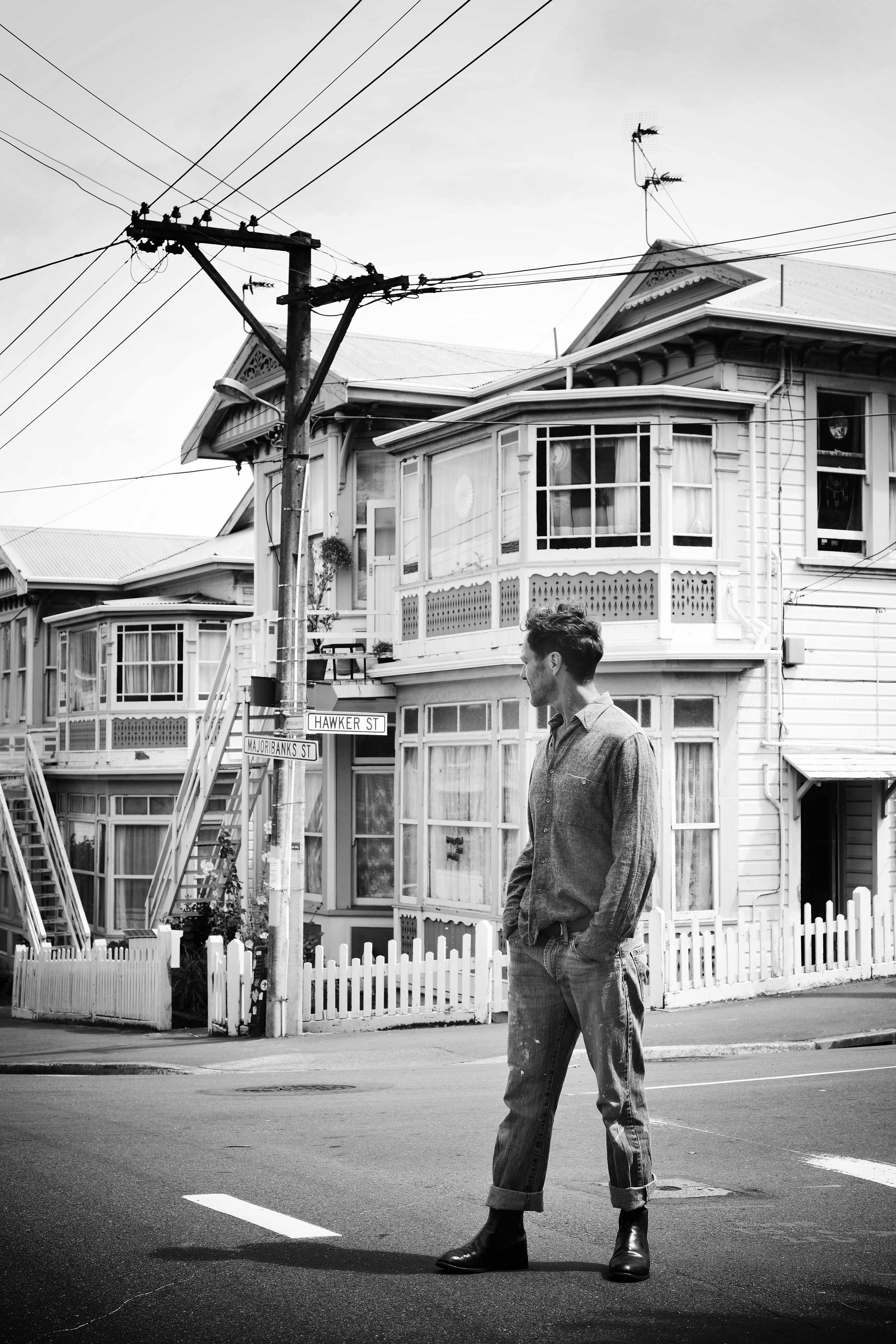 Andrew, Wellington