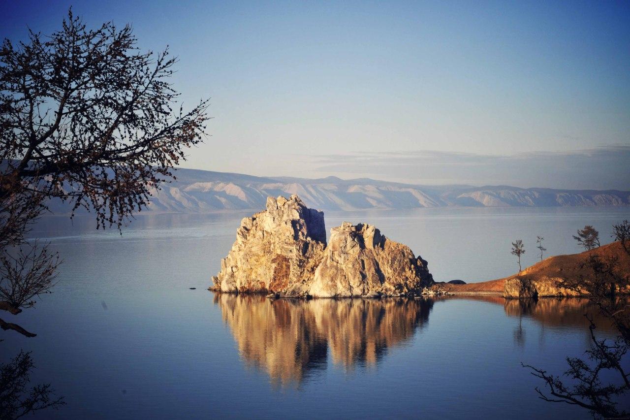Baikal lake, Sibéria