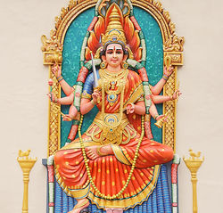 Durga Indian Goddess