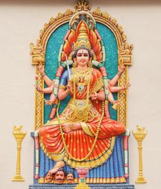 Durga déesse indienne