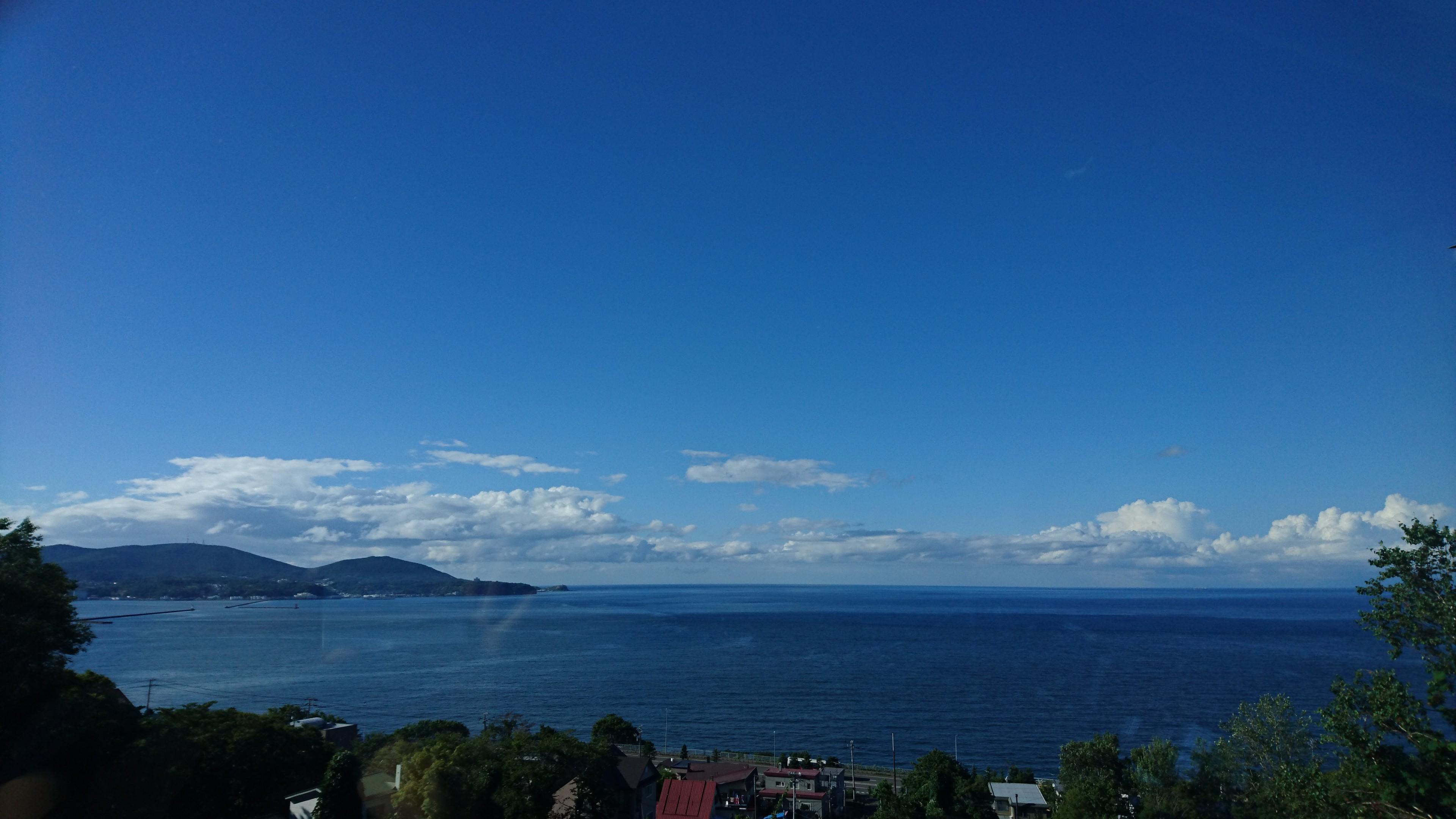 アートヒルズ望海からの眺望
