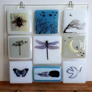 wildlife glass panel