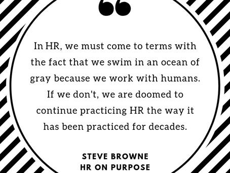 HR is Grey