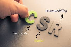 A talk on Corporate Social Responsibility