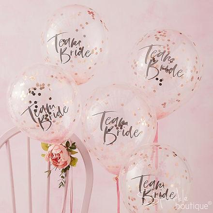 Team Bride Hen Do Balloons.jpg
