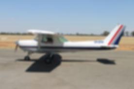Cessna 152 VH-BTM Exterior Side View.jpg