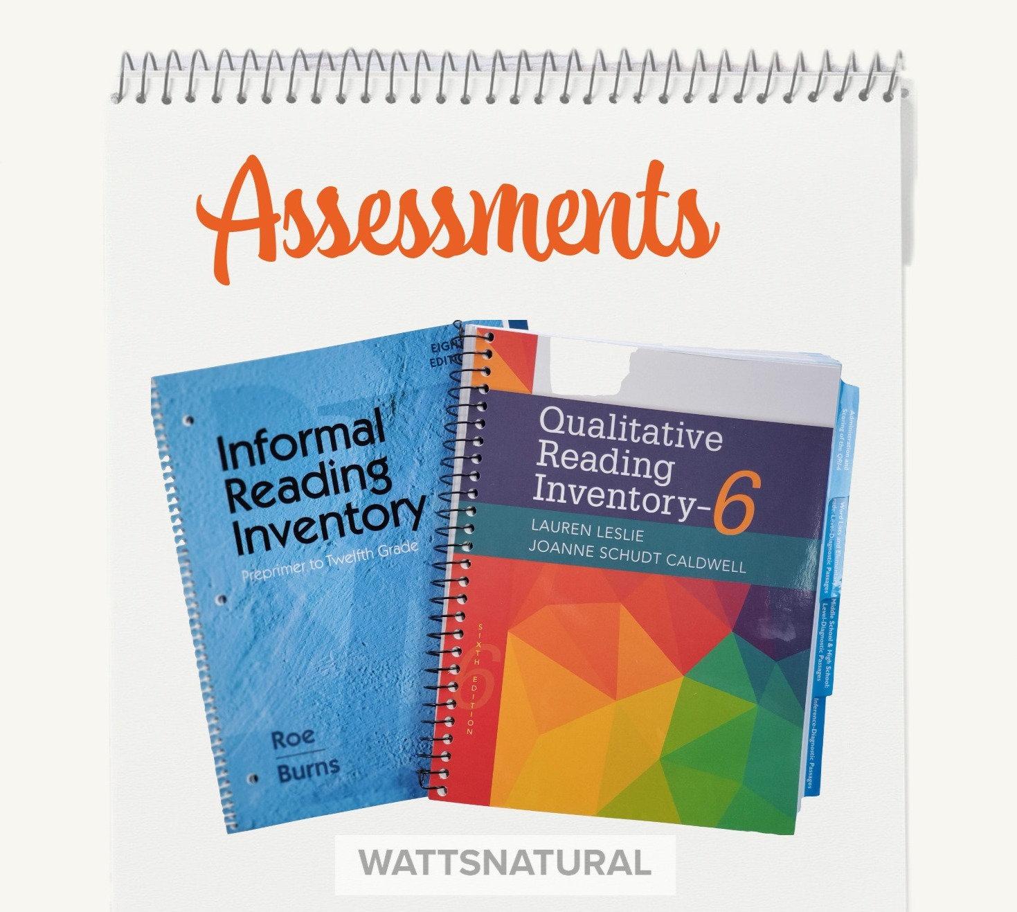 Assessment Type I