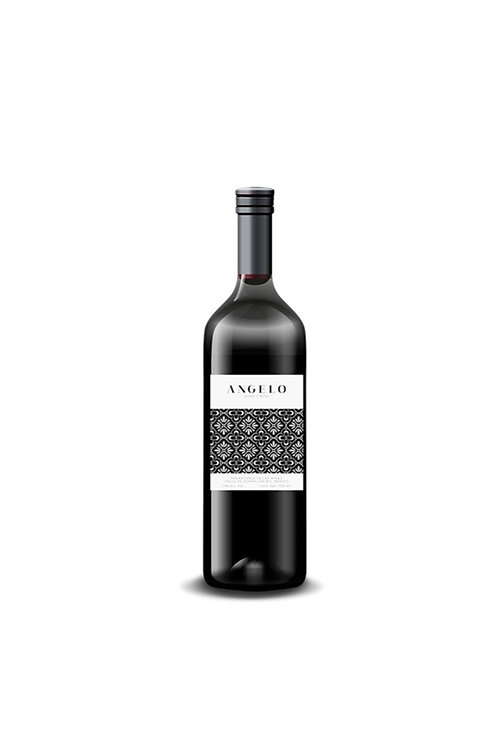 "Vino Tinto ""Ángelo"""