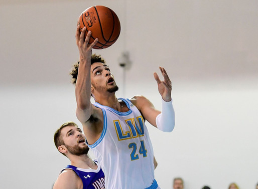 Men's Basketball Loses in Opening Home Game