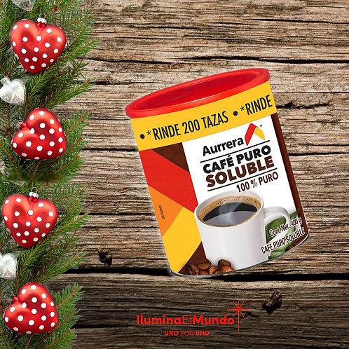 Café Soluble 400 grs.