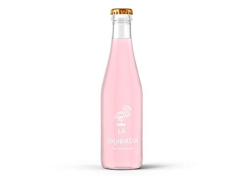 vino rosado espumoso La Colorada