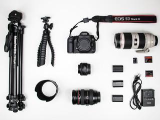 Nouveauté : Packs vidéo & photographie