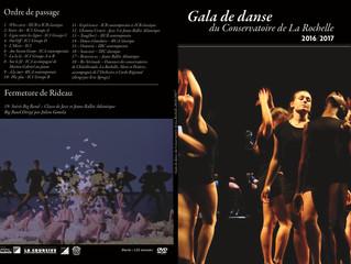 Gala de danse du conservatoire de La Rochelle.