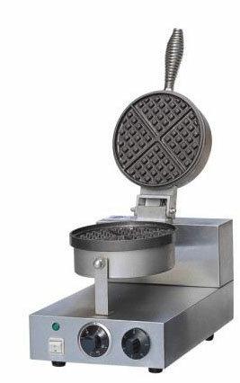 מכשיר מקצועי להכנת וופל בלגי- צורת משולשים - למכירה