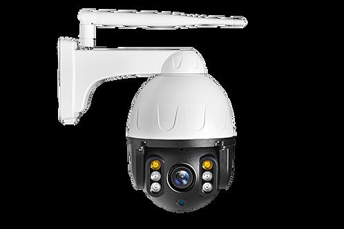 מצלמה ממונעת חיצוניתחכמה PTZ-360°-WIiFi
