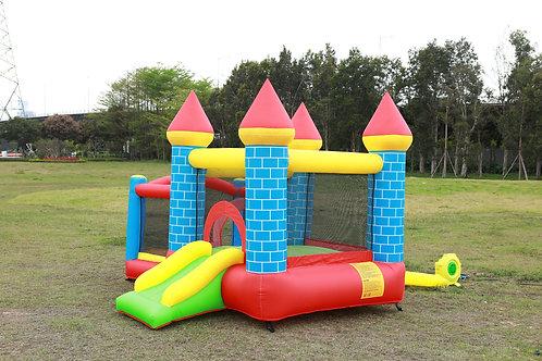 הטירה-מתנפח יבש להשכרה