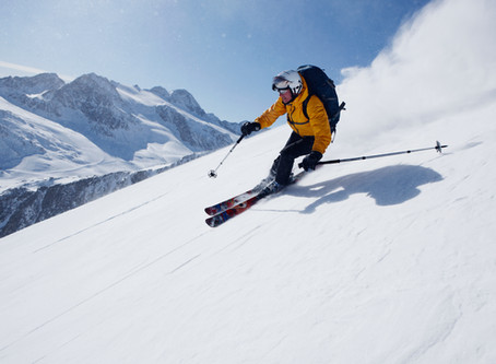 Is it snowing? 10 best exercises for skiers...