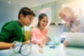 education, science, technology, children