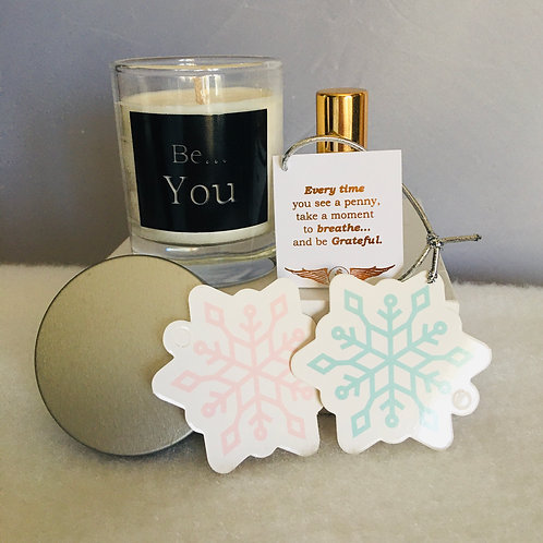 Be YOU Lavender Scented Candle