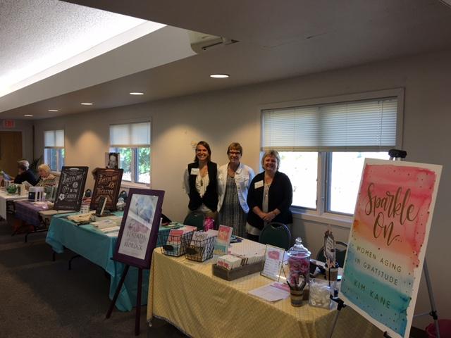 Book fair in Hackensack, MN