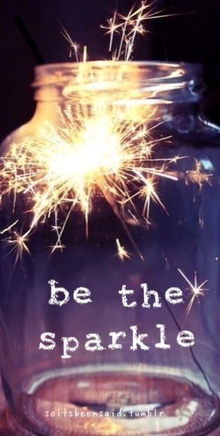 Sparkle On!!