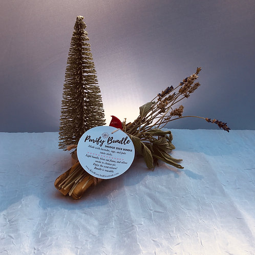 Purifying Scented Bundle