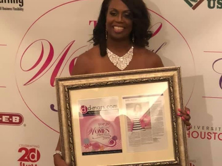 Addie Heyliger Honored As One of the 2019 Top 30 Influential Women of Houston