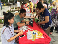 Games Booth in Kwai Fong Carnival