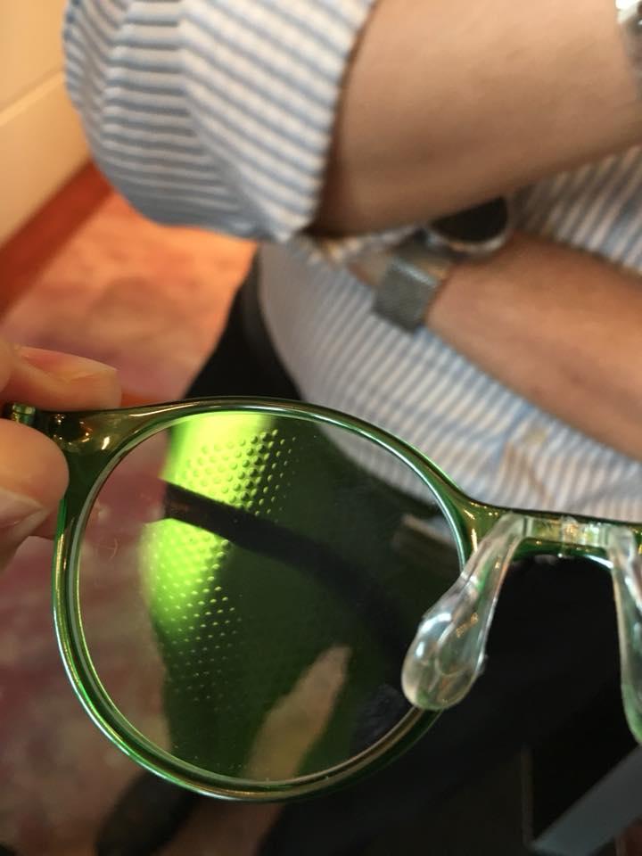 理工大學和HOYA研發的DIMS多區正向光學離焦MiyoSmart眼鏡片