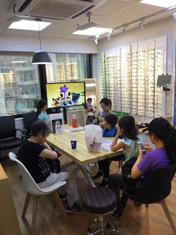 Student Eye Care Program Kwai Fong