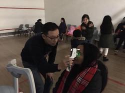 Eye Care Program for Minority Group
