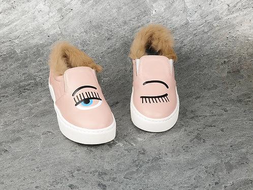 Pinky Eye cipő