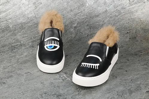 Black Eye cipő