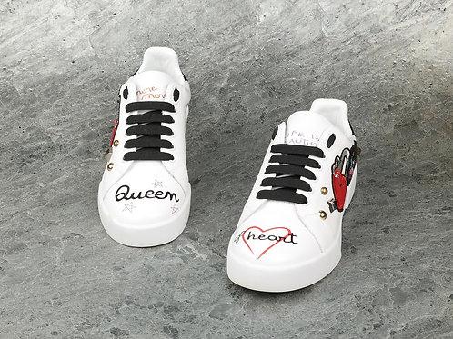 Queen Cipő