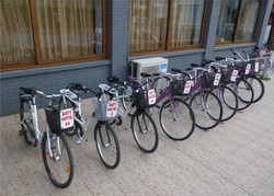 Free Bikes to use within the City