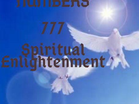 EGYPTIAN NUMEROLOGY; REPEATING NUMBERS – 777
