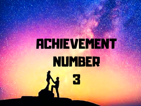 ACHIEVEMENT NUMBER THREE EGYPTIAN NUMEROLOGY
