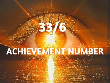 ACHIEVEMENT MASTER NUMBER THIRTY-THREE EGYPTIAN NUMEROLOGY