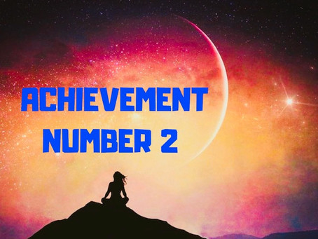 ACHIEVEMENT NUMBER TWO EGYPTIAN NUMEROLOGY