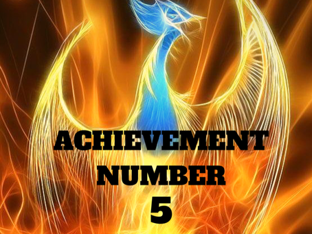 ACHIEVEMENT NUMBER FIVE EGYPTIAN NUMEROLOGY