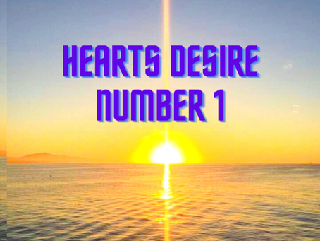 HEART'S DESIRE NUMBER ONE        EGYPTIAN NUMEROLOGY