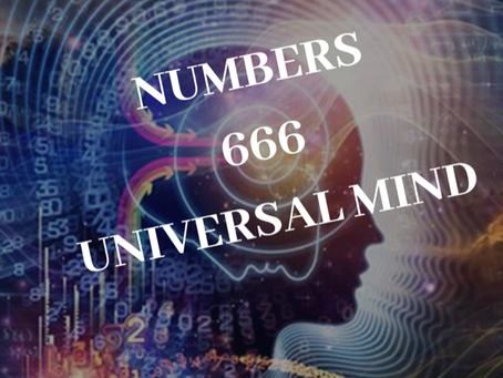 EGYPTIAN NUMEROLOGY REPEATING NUMBERS 666