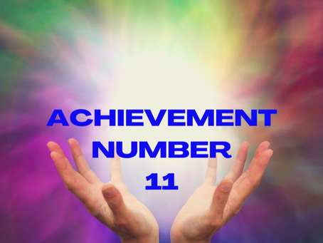 ACHIEVEMENT MASTER NUMBER ELEVEN     EGYPTIAN NUMEROLOGY