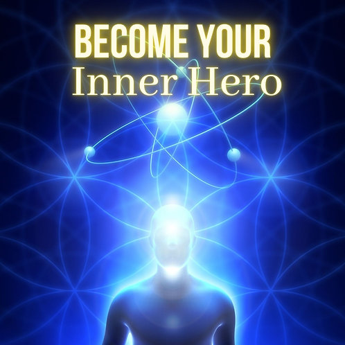 E-BOOK - BECOME YOUR INNER HERO