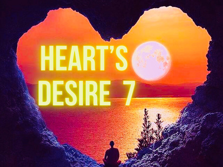 HEART'S DESIRE NUMBER SEVEN     EGYPTIAN NUMEROLOGY