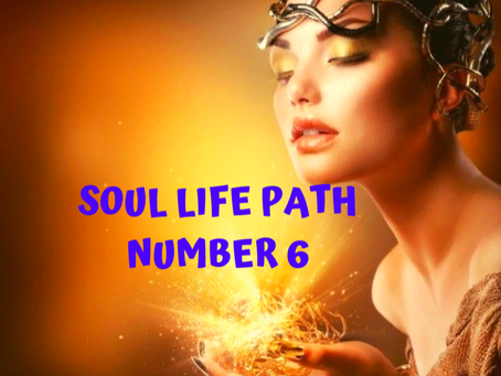 SOUL LIFE PATH NUMBER SIX EGYPTIAN NUMEROLOGY