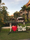 I <3 Ubud at Udaya Resort & Spa