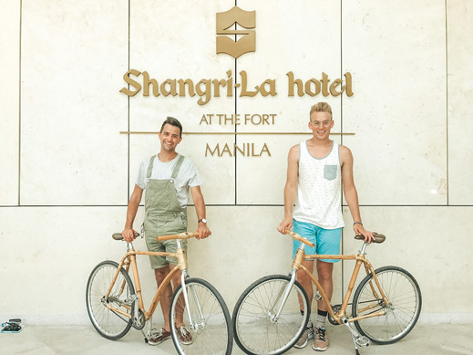 Shangri-La Hotel at the Fort