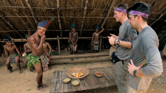 Visiting the Desana Tribe in The Amazon